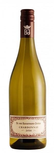 Bassermann-Jordan Chardonnay QbA trocken - 2015
