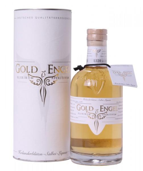 Goldengel Premium Liqueur in Geschenkdose