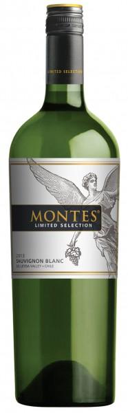Montes Limited Sauvignon Blanc Leyda Valley - 2016