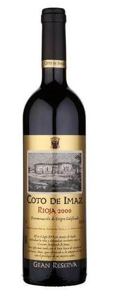Coto de Imaz Rioja Gran Reserva DOCa - 2008