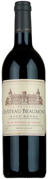 Château Beaumont Cru Bourgeois Supérieur AOC - 2014