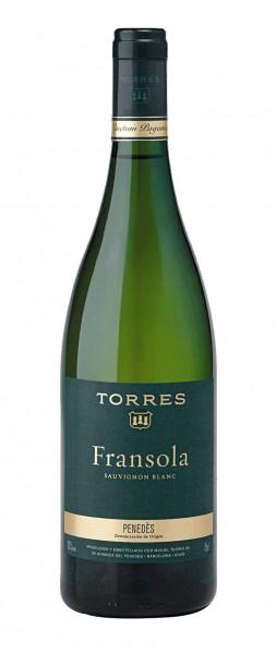 Fransola Sauvignon Blanc - 2012