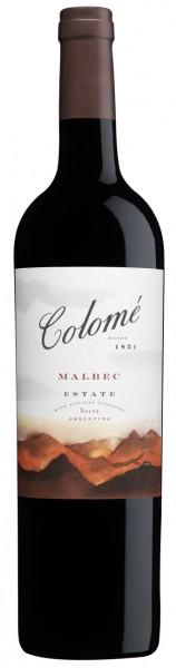 Colomé Estate Malbec - 2015
