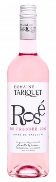 Domaine Tariquet Rosé de Pressée - Jahrgang: 2020