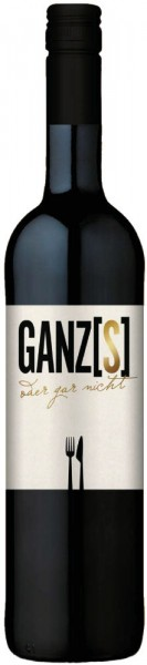 Lergenmüller Ganz[s] oder gar nicht Rotwein Cuvée - Jahrgang: 2019