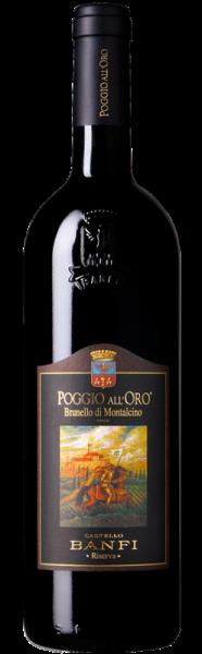 Brunello di Montalcino Riserva Poggio all'Oro DOCG - 2012