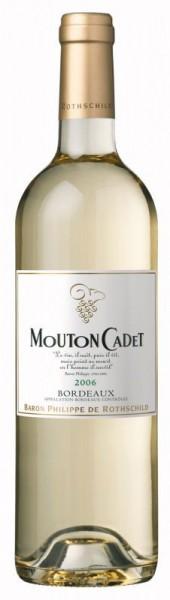 Mouton Cadet Blanc Bordeaux AOC - 2015