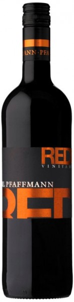 Pfaffmann Red Vineyard QbA trocken - 2015