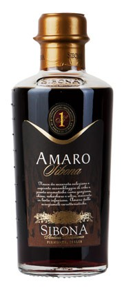 Sibona Amaro Liquor