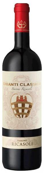 Chianti Classico del Barone Ricasoli DOCG - 2011