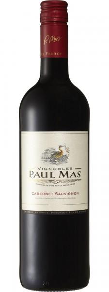 Paul Mas Cabernet Sauvignon Vin de Pays d'Oc - 2015