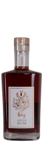 Wirz Spiced Rum