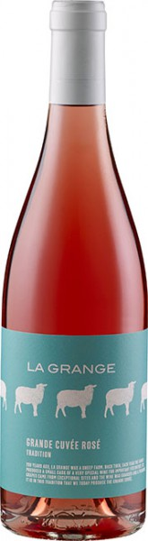 La Grange Tradition Grande Cuvée Rosé Pays d'Oc - 2015