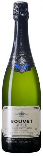 Bouvet Saumur Brut Blanc Saphir - Jahrgang: 2017