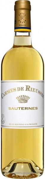 Carmes de Rieussec Sauternes 0,375L - 2013