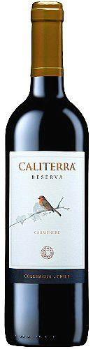 Caliterra Reserva Carmenere - 2015