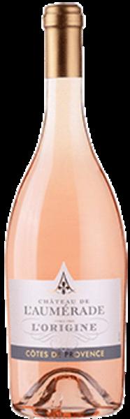 Château de L'Aumerade l'Origine Rosé Côtes de Provence AOP - Jahrgang: 2019
