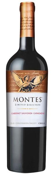 Montes Cabernet Sauvignon Carmenère Limited - Jahrgang: 2019