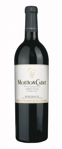 Mouton Cadet Rouge Bordeaux AOC - 2013