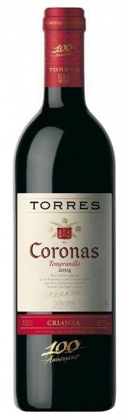 Coronas Tempranillo - Jahrgang: 2018