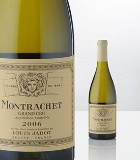 Montrachet Grand Cru - 2011