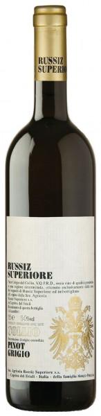 Russiz Superiore Pinot Grigio DOC Collio - 2016