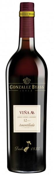 González Byass Viña AB Amontillado secco