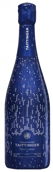 Champagne Taittinger Nocturne Sec City Lights