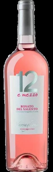 Varvaglione 12 e mezzo Rosato del Salento IGP - Jahrgang: 2019