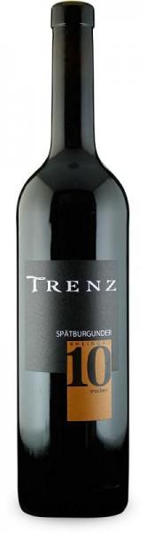 Trenz Pinot Noir trocken - 2013