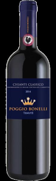 Poggio Bonelli Chianti Classico DOCG - 2015