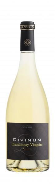 Divinum Chardonnay-Viognier Pays d'Oc - 2017
