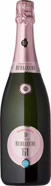 Berlucchi Franciacorta Cuvée 61 Rosé DOCG Brut