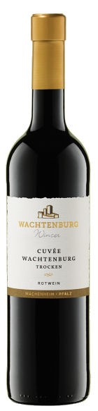 Cuvée Wachtenburg Premium Pfalz trocken QbA - 2014