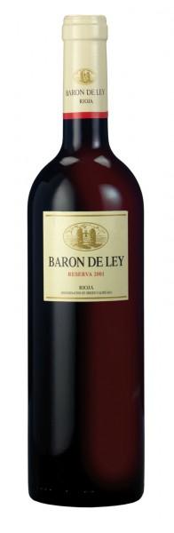 Baron de Ley Reserva 0,5l - 2012