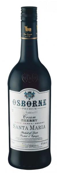 Osborne Sherry Cream Santa Maria
