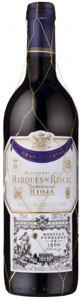 Marqués de Riscal Gran Reserva - Rioja DOC - 2007