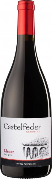 Castelfeder Pinot Nero Glen - Jahrgang: 2018