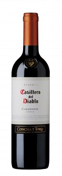 Casillero Del Diablo Carmenere - 2015