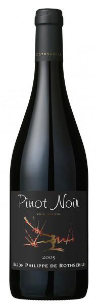 Les Cepages Pinot Noir Vin de Pays d'Oc - 2014