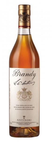 Brandy Marchesi Antinori in Geschenkpackung