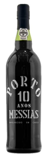 Messias Port 10 Years 0,375L