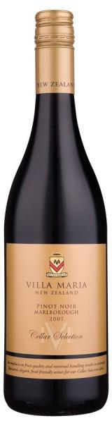 Villa Maria Cellar Selection Pinot Noir - 2015