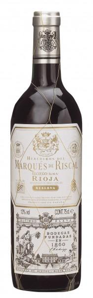 Marqués de Riscal Reserva Rioja DOCa - 2012