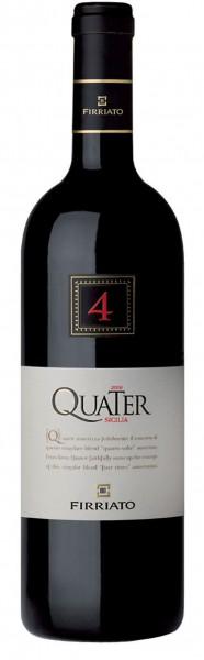 Quater Rosso Sicilia IGT - 2010