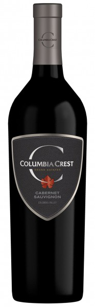 Columbia Crest Grand Estates Cabernet Sauvignon - 2016