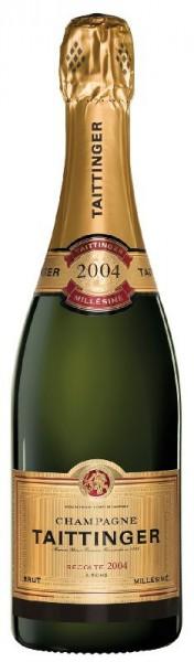 Champagne Taittinger Brut Millésimé