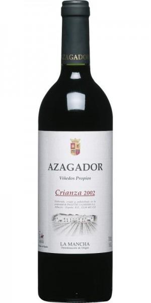 Azagador Crianza La Mancha DO - 2014