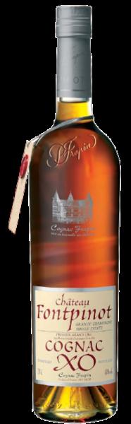 Château Fontpinot XO Premier Grand Cru du Cognac in Dose