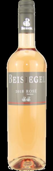 Beisiegel Rosé feinherb - Jahrgang: 2019